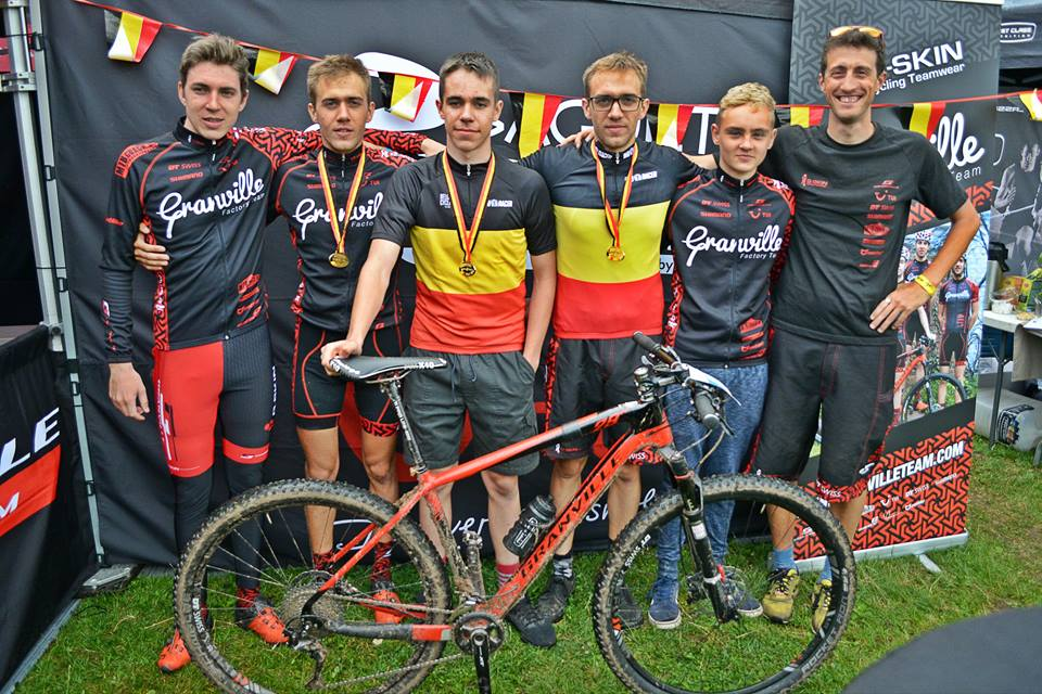 MTBCOACH in 2018 naampartner van mountainbiketeam
