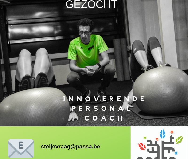 Vacature coach