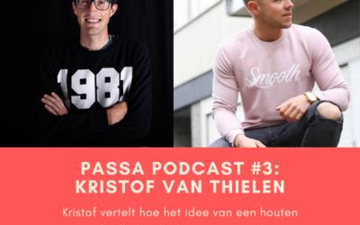 Passa podcast #3 Kristof van Thielen
