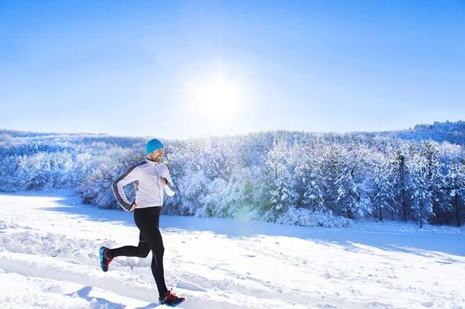 Verbrand je echt meer calorieën (en vet) als je sport in de kou?