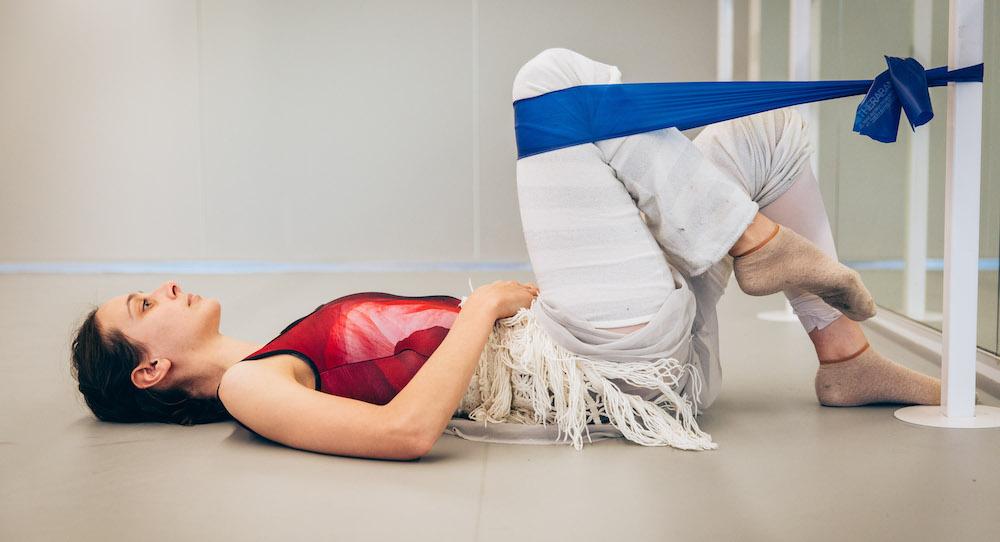 Waarom de Australische balletdansers stoppen met stretchen