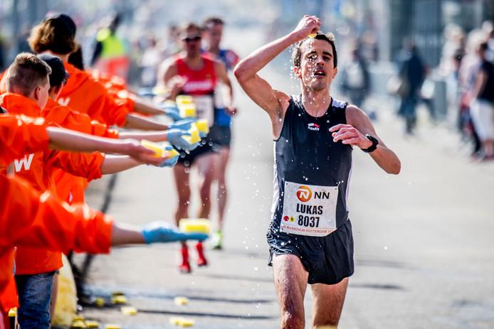 Is een marathon lopen gezond?